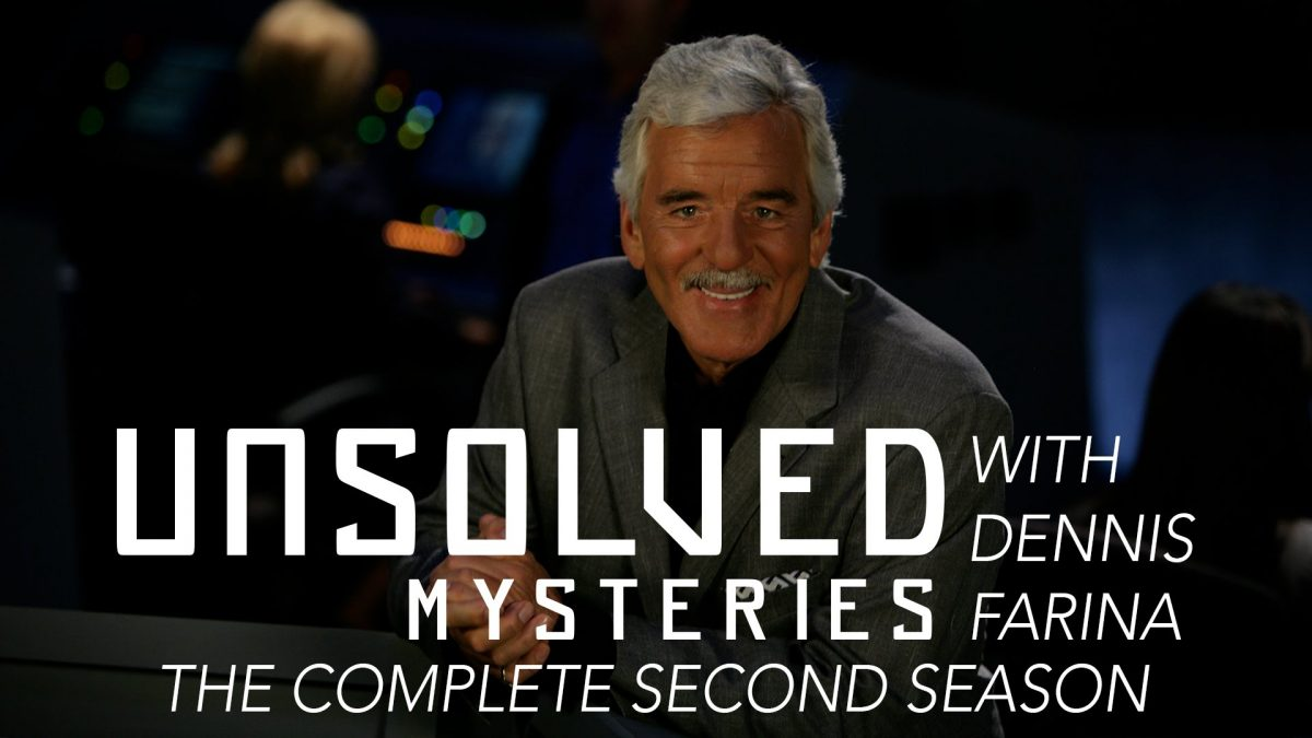 Unsolved Mysteries with Dennis Farina, Season 2 Episode 1